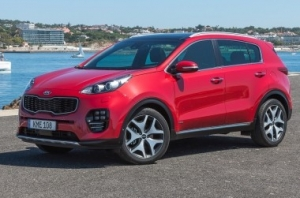 Тест-драйв {MARK} {MODEL}: KIA Sportage. Смелые эксперименты