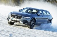 Volvo V90 CrossCountry - Король Севера
