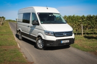 Volkswagen Crafter. Богатство выбора
