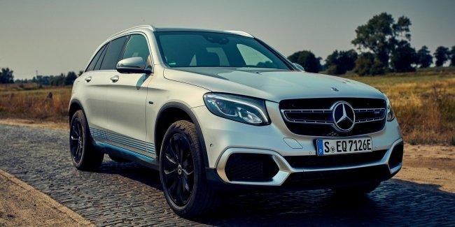 Mercedes-Benz начал поставки водородных кроссоверов GLC F-Cell