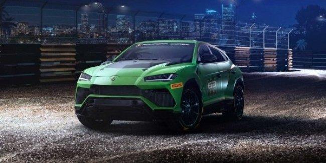 "Результат пошуку зображень за запитом ""Lamborghini Urus ST-X"""