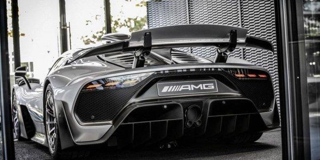 Супергибрид Mercedes-AMG сделают легче и мощнее