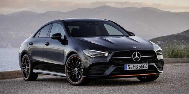 В Лас-Вегасе дебютировал Mercedes-Benz CLA нового поколения