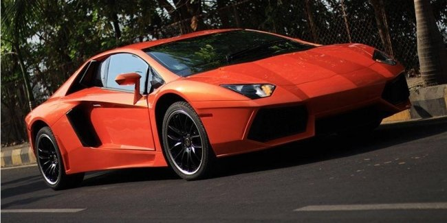 Реплика Lamborghini Aventador из Honda Accord