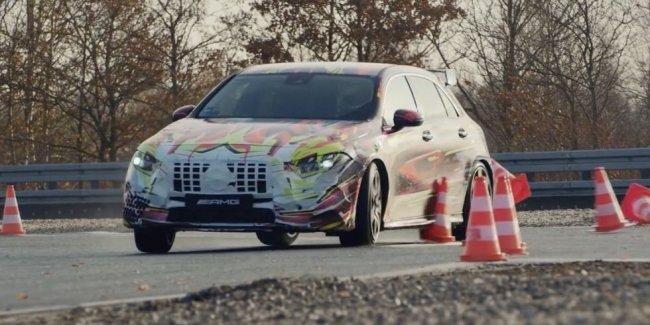 Mercedes-AMG A45 S получит 416-сильный мотор