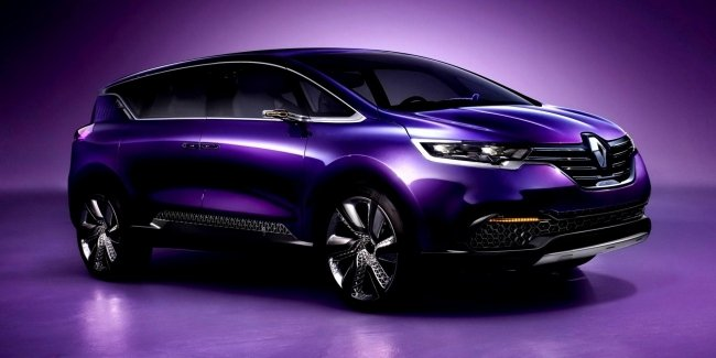 На видео показали новую модель кросс-вэна Renault RBC