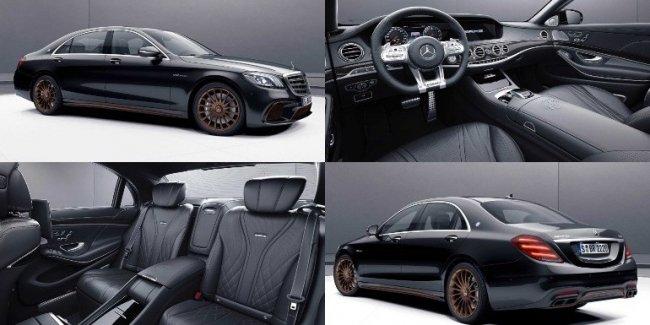 Спецверсия Mercedes-AMG S65 Final Edition будет представлена в Женеве