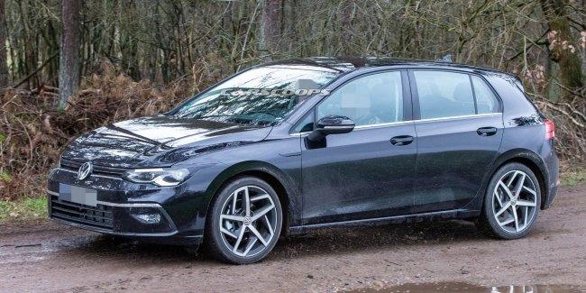 Volkswagen решил не привозить Golf восьмого поколения на франкфуртский автосалон