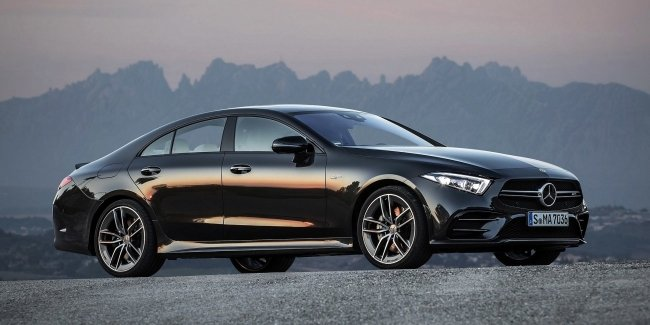 Вся линейка Mercedes-AMG в будущем будет электрифицирована