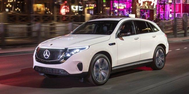 BMW и Mercedes хотят совместно выпускать платформы для электромобилей
