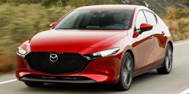 Mazda вернет спортивную «тройку» в свою линейку