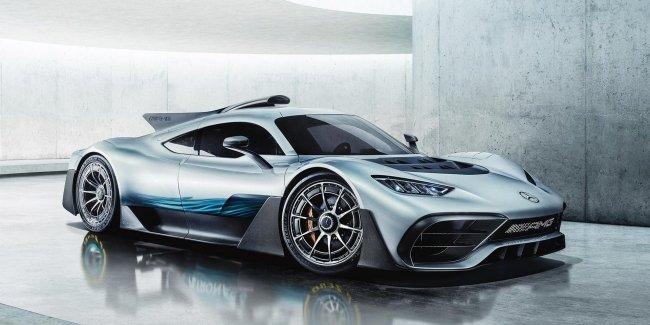 Новый Mercedes-AMG One оценен в 4 млн долларов