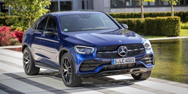Знакомство с новым поколеннием Mercedes-Benz GLC и GLC Coupe