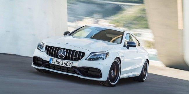 Mercedes-AMG C63 получит полный привод