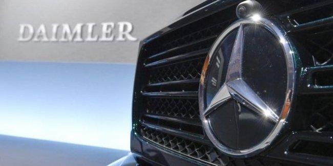 Daimler может получить огромный штраф из-за Mercedes-Benz