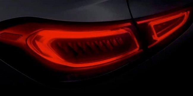 Mercedes анонсировал премьеру нового кроссовера