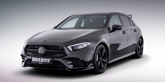 Бюро Brabus предложило два пакета к хэтчу Mercedes-AMG A 35