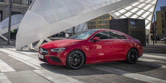 Mercedes-Benz отказался от участия в нескольких автосалонах