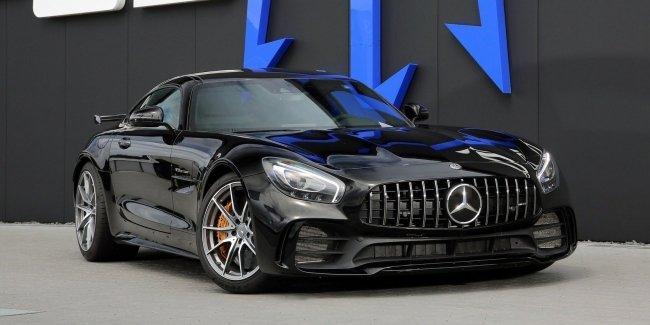 Самая мощная версия суперкара Mercedes-AMG GT получила 880 лошадиных сил