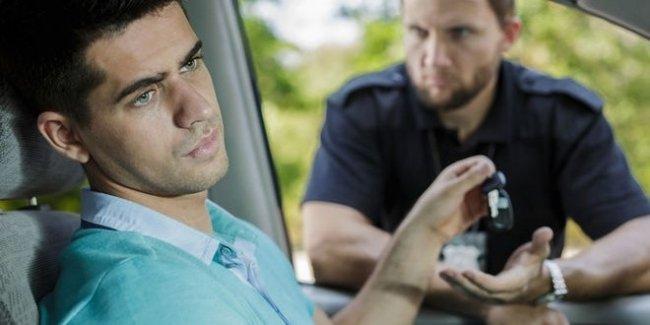 Сколько водителей «евроблях» оштрафовали с 22 августа