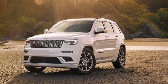 Jeep показал роскошную версию Grand Cherokee Summit