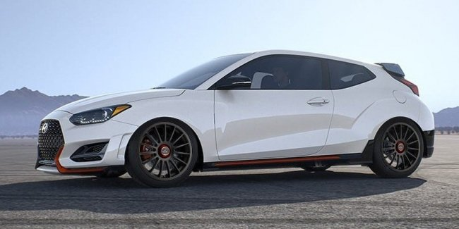 Hyundai показал «убийцу» Honda Civic Type R