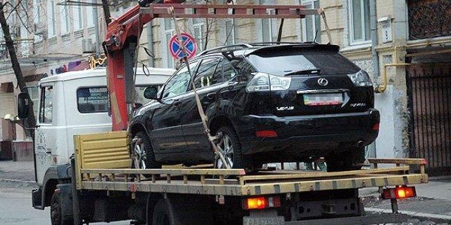 В Киеве изменили правила получения авто после эвакуации