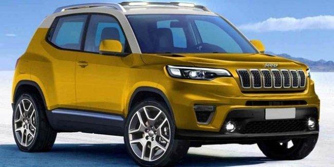 KIA и Jeep работают над новыми 4-метровыми внедорожниками