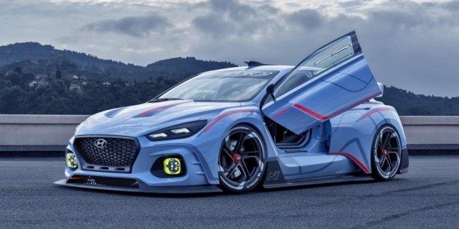 Hyundai выпустит среднемоторный спорткар для конкуренции с Porsche