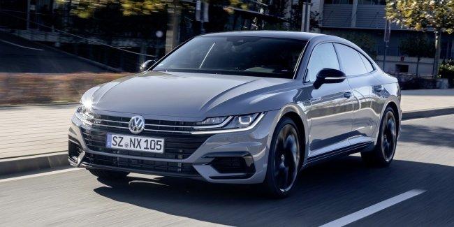Volkswagen Arteon R-Line Edition дебютировал в Европе