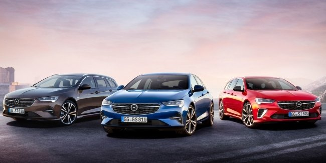 «Слабее, но экономнее»: обновленный Opel Insignia получил новые моторы