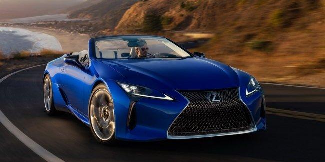На аукционе продадут эксклюзивную версию Lexus LC500