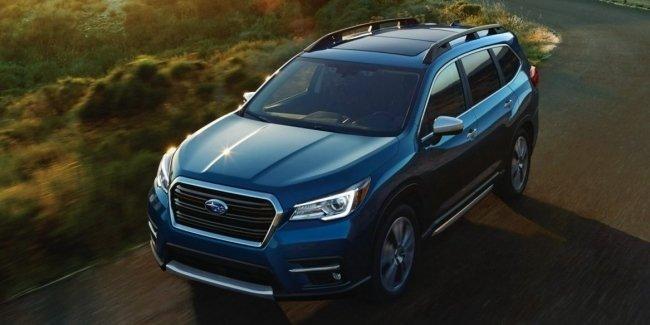 Внедорожник Subaru Ascent выходит на мировой рынок