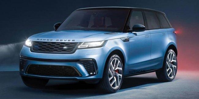 Новый Range Rover Sport поступит в продажу в 2022 году