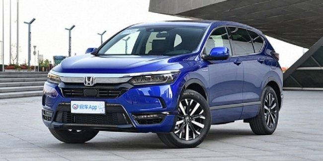 Новый Honda Breeze обошел по продажам KIA Sportage