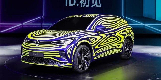 Volkswagen раскрыл дату премьеры первого серийного электрокроссовера