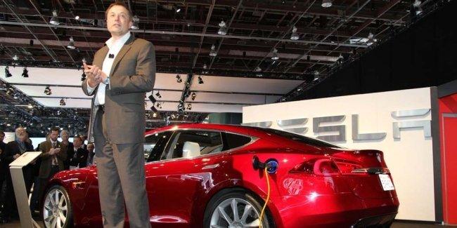 Компания Tesla теперь стоит как три Ford, два GM или пол-Toyota