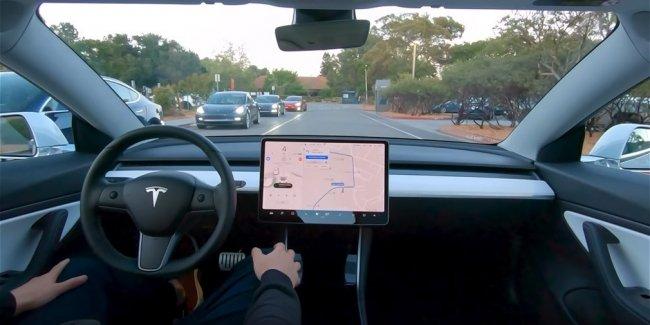 Tesla дистанционно деактивировала автопилот на Model S после его перепродажи