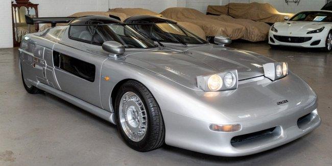 На аукционе продадут очень странный автомобиль из 1980-х