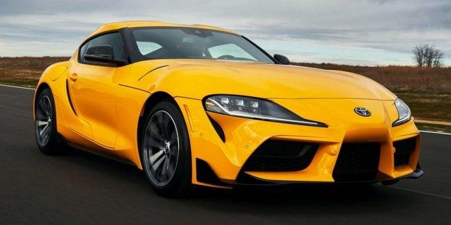 Toyota Supra стала мощнее и быстрее