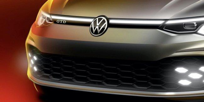 Новый Volkswagen Golf GTD получит «один из самых чистых двигателей в мире»