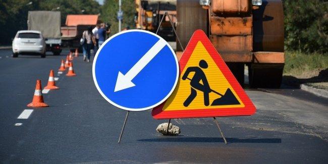 Ремонт дорог по всей территории Украины стартовал раньше назначенного времени