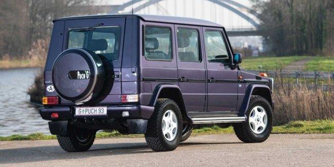 «Гелик» который не Mercedes: продается очень редкий G-Class