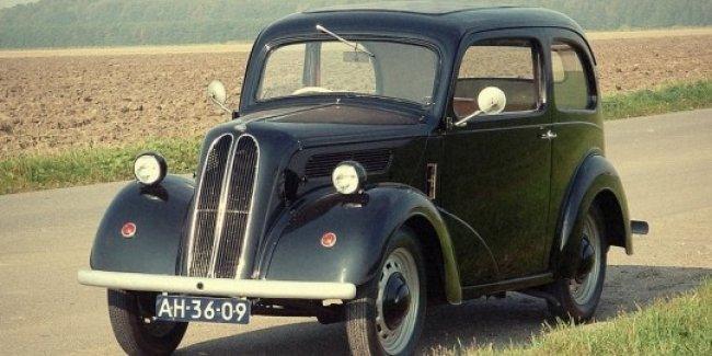 50 лет под землей: раскрыта тайна захоронненого Ford