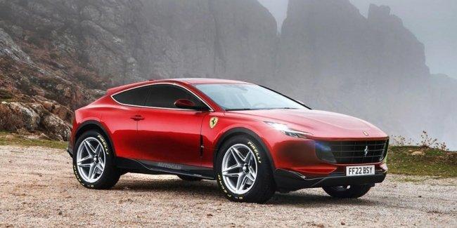 Вошли во вкус: Ferrari представит две новинки до конца года
