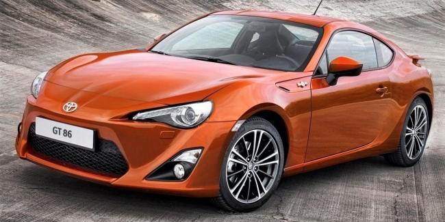 «Близнецы» Toyota GT86 и Subaru BRZ станут мощнее