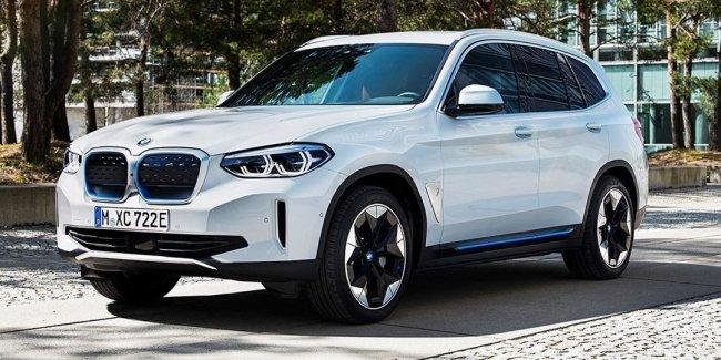 BMW iX3: самый драйверский кроссовер на электротяге?