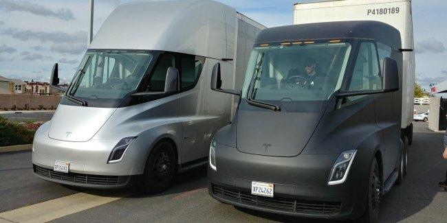 «Самый быстрый грузовик в мире» не успевает...