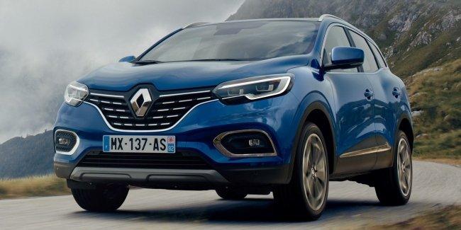 Новое поколение Renault Kadjar станет немножечко «зеленей»