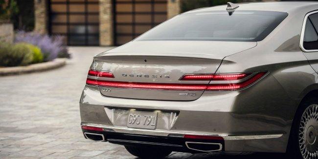 «Умней» Tesla? Новый Genesis G90 получит лазерный автопилот